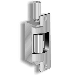 lectric Strike NFS 24VDC 630 (US32D) Satin Stainless Steel ()