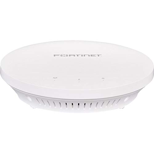 Fortinet - FAP-321C-N - Fortinet FortiAP 321C IEEE 802.11ac 1.27 Gbit/s Wireless Access Point - 2.48 GHz, 5.85 GHz - MIMO Technology - 1 x Network (RJ-45) - Ethernet, Fast Ethernet, Gigabit Ethernet - ()