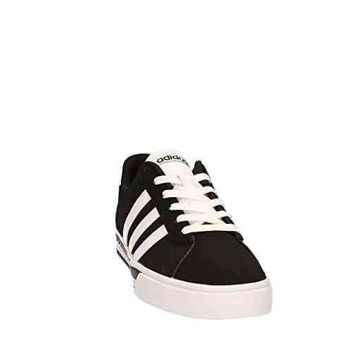 adidas DAILY TEAM - Zapatillas deportivas para Hombre, Negro - (NEGBAS/FTWBLA/NEGBAS) 40