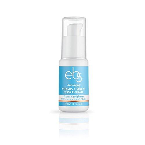 eb5 Vitamin C Serum, Replenishing, Brightens Skin, Refreshing Green Tea Extract, 1fl - Rx Serum C Vitamin C