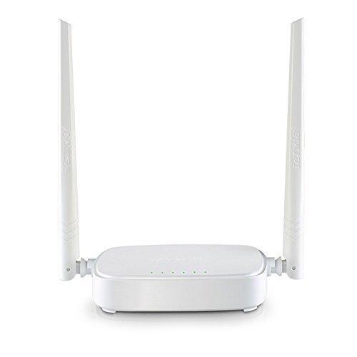 Tenda N301 N300 Wireless Wi-Fi Router, Easy Setup, Up to 300