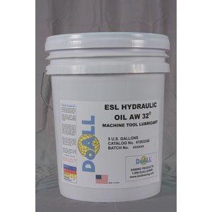 PART NO. RAM41003245 DoALL ESL Hydraulic Oil AW 32, 5 Gallon