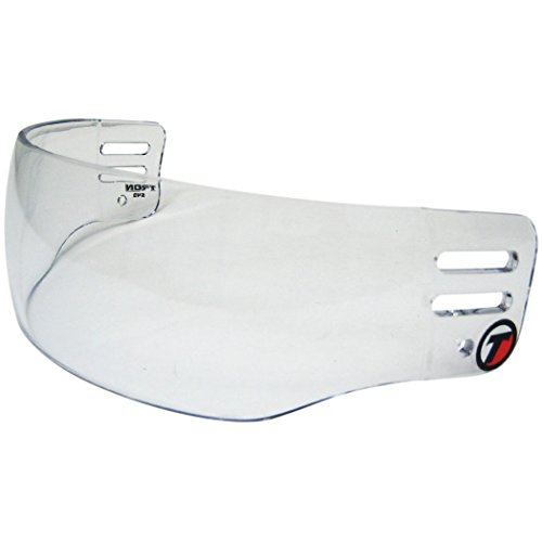 TronX S40 Hockey Helmet Visor (Clear)