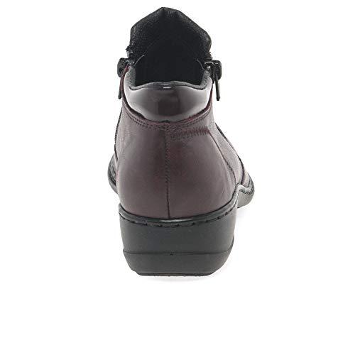 Casual Ankle 35 58387 Womens Chianti Boots Rieker gaxUSPn