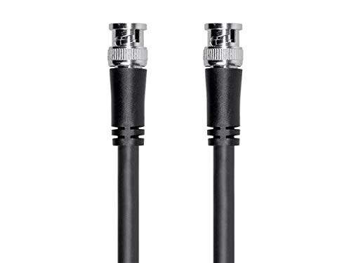 Monoprice Viper Series HD-SDI RG6 BNC Cable, 200ft