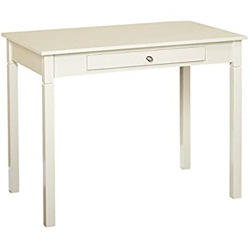 Amazon Com Target Marketing Systems 78807awh Leo Desk In Antique