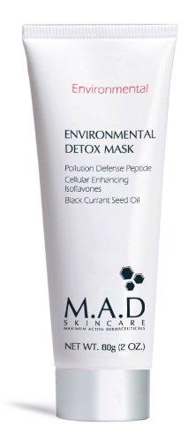 Skincare Environmental Detox Mask oz product image