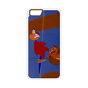 iPhone 6 4.7 Inch Cell Phone Case White Disney Aladdin Character Iago 008 YE3397259