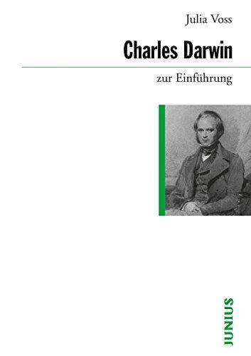 Charles Darwin Zur Einführung German Edition Kindle