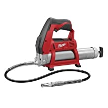 Factory-Reconditioned Milwaukee 2446-80 12V Cordless M12 Grease Gun (Tool Only)