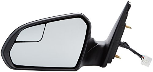 Depo 321-5411L3EBH Heated Mirror (HYUNDAI SONATA 15 POWER HEATED WITHOUT SIGNAL DRIVER SIDE PAINT TO MATCH)