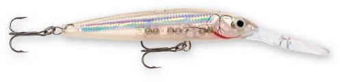 Rapala Down Deep Husky Jerk 12 Fishing lure, 4.75-Inch, Glass Minnow