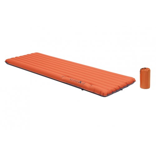 (Exped SynMat 9 Pump Sleeping Pad, Terracotta,)