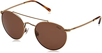 Ralph Lauren POLO 0PH3114 Gafas de sol, Dark Rose Gold, 51 ...