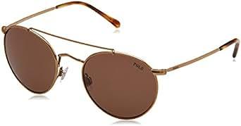 Ralph Lauren POLO 0PH3114 Gafas de sol, Dark Rose Gold, 51 ...