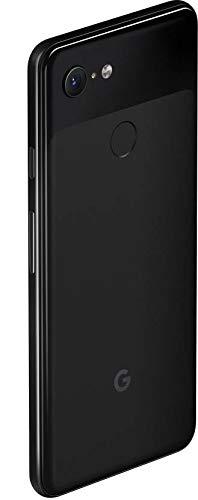 Google Pixel 3 (Just Black, 4GB RAM, 64GB Storage)