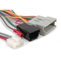 New Gmos 01 Gm Non Amplified Interface Harness Retains Chimes Accessory Navigation Wires by Metra
