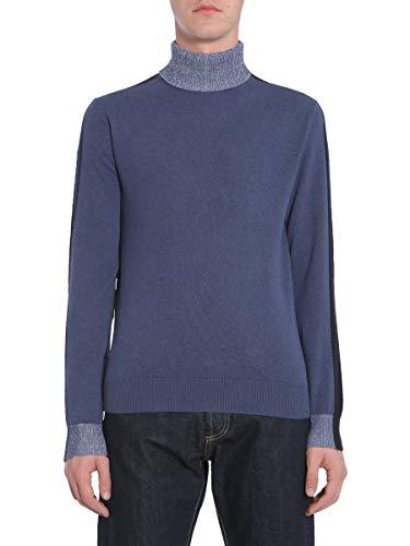 L2p00212w0493516 Ballantyne Maglione lana Men blu di DYH9WIE2