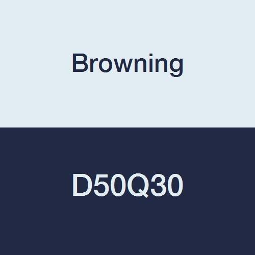 Bushed Browning D50Q30 Roller Chain Sprockets 50 Pitch 30 Teeth Regal Hardened Steel Split Taper 2 Strand