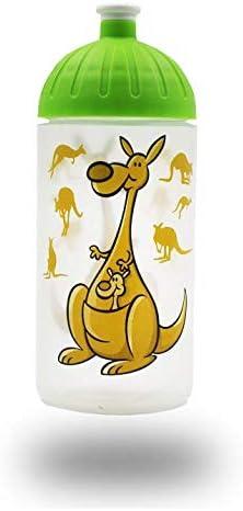 Schaf 0,5L Kohlensäur auslaufsicher BPA-frei ISYbe Kindergarten-Trinkflasche