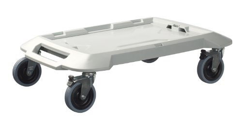 Bosch L-DOLLY for use with L-Boxx Click and Go Cases, Part of Click and Go Storage System (Bosch Tool Box)