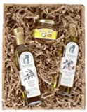 Gourmet Olive Oil Gift Set by Well Baskets