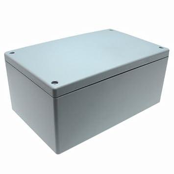 PI Manufacturing ABS Plastic Project Box 664quot L X 424quot