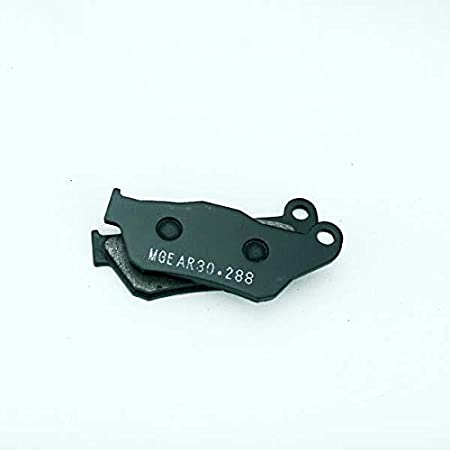 MetalGear Bremsbel/äge vorne R f/ür Yamaha XP 250 X-Max 2005-2009