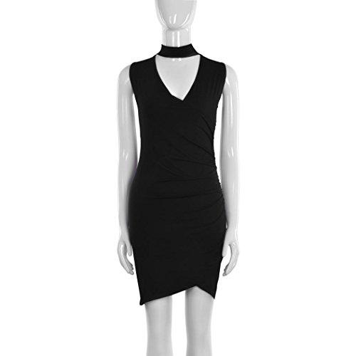 Kleid Transer® Damen Reizvolle Packung Hüfte Partei Kleid ...