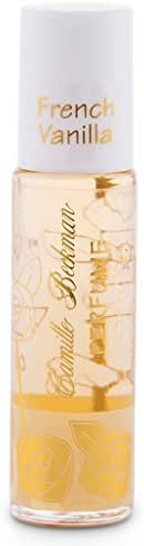 Camille Beckman Perfume Roll On, French Vanilla, 0.3 Ounce