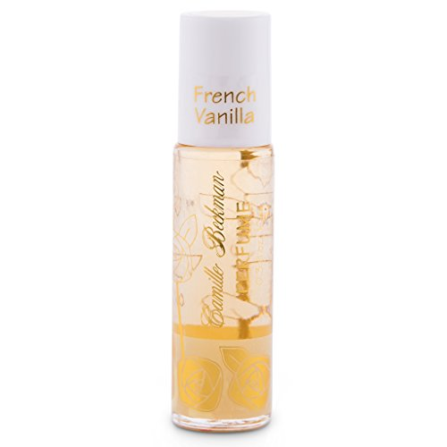 (Camille Beckman Perfume Roll On, French Vanilla, 0.3 Ounce)