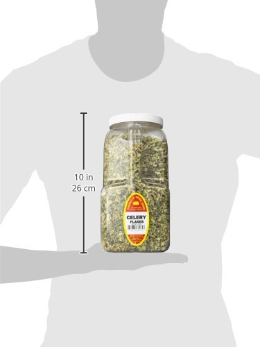 Marshalls Creek Spices Celery Flakes, XX-Large, 2 Pound by Marshall's Creek Spices (Image #4)