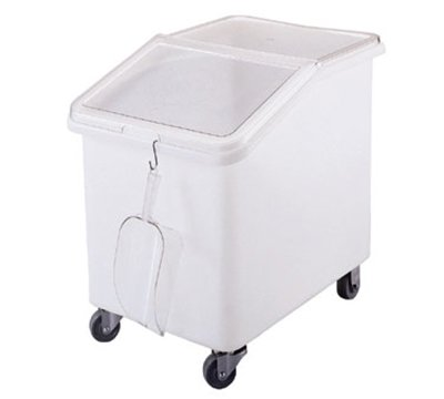 Cambro IBS37 Ingredient Bin 37 Gallons Slant Top