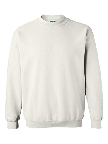 lend Crewneck Sweatshirt - Medium - White ()