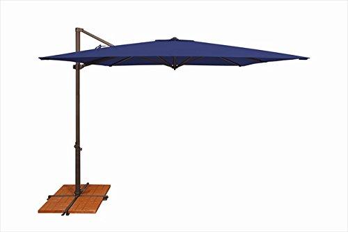 SimplyShade Skye Patio Umbrella in Sky Blue