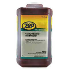 Zep Professional Cherry Industrial Hand Cleaner, Cherry, 1gal Bottle