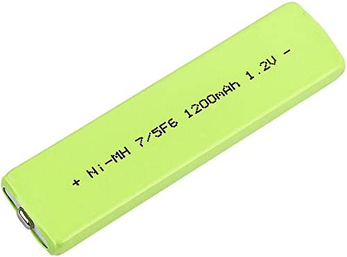 1200mAh Battery Replacement for Energizer ER-GUM1 (1.2V)