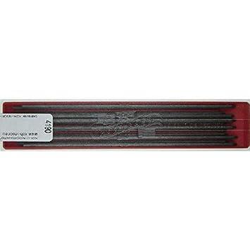 KOH-I-NOOR Set 6 portamine in metallo colorato