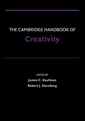 The Cambridge Handbook of Creativity (Cambridge Handbooks in Psychology) by Brand: Cambridge University Press