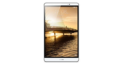 Huawei 53015084 MediaPad M2 Tablet (20,32 cm (8 Zoll) IPS Multitouch, ARM, 2GB RAM, 16GB HDD, Android 5.1) silber