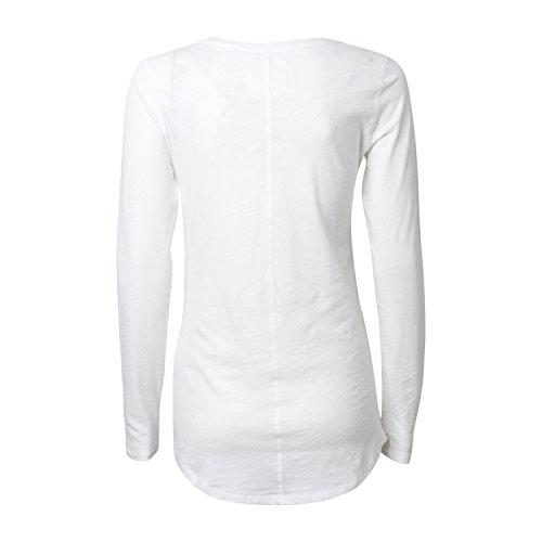 "Langarmshirt ""ChloeL"" - von Lieblingsstück - Farbe Offwhite"