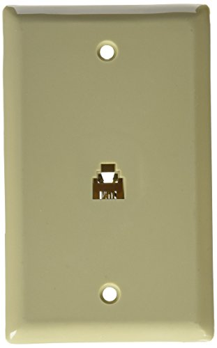 RCA TP247 Phone Modular Wall Outlet (Rca Modular Wall Outlet)