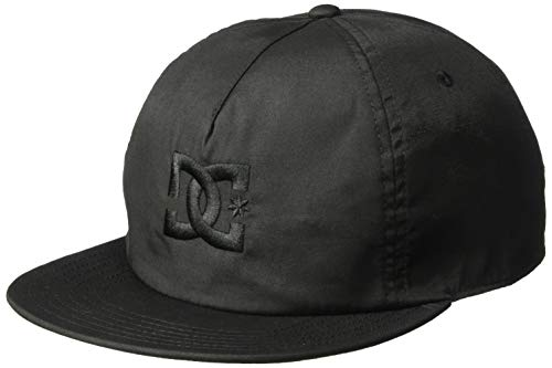 back Trucker HAT, Black, 1SZ ()