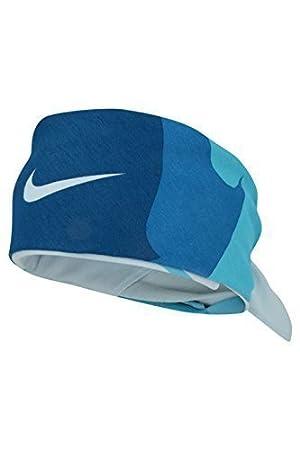 1 x Nike Swoosh Top End Unisex Headband Bandana Hat (AC0339 401)  (Navy Blue White)  Amazon.co.uk  Car   Motorbike 39ccf0ec2ae