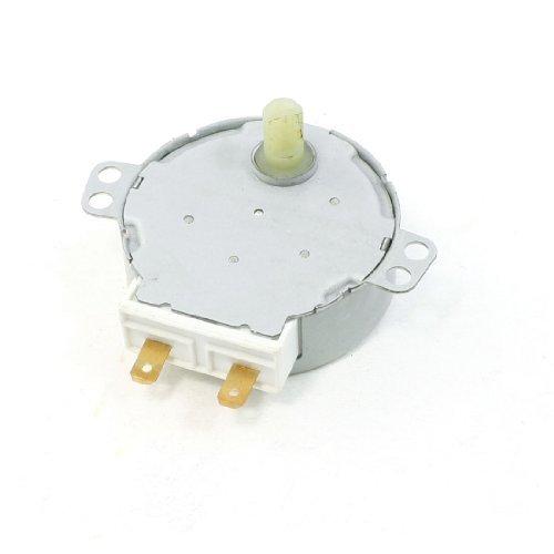 eDealMax AC 220V / 240V 4W 4-4, 8 RPM del horno microondas de la placa giratoria Motor sincrónico - - Amazon.com