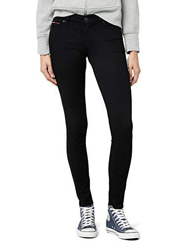 Noir Stretch Femme 945 Nora Rise Jeans Skinny Mid Dnbst dana Tommy Black gFOqAn