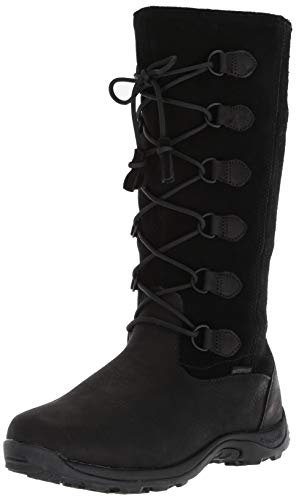 s Santa FE Snow Boot, Black, 10 Medium US ()