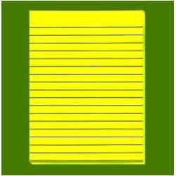Yellow writing paper mathematics dissertation