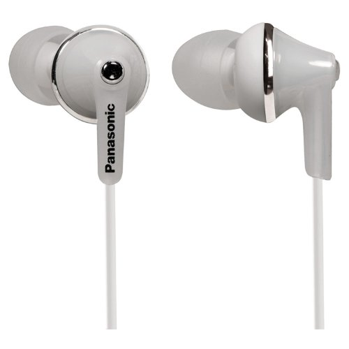 Panasonic RPHJE190W Headphones