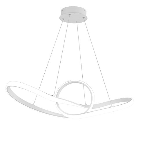 Mobius Pendant Light in US - 3